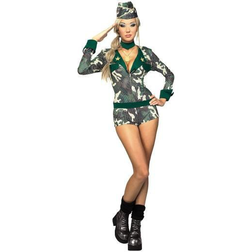 Sexualized halloween costumes