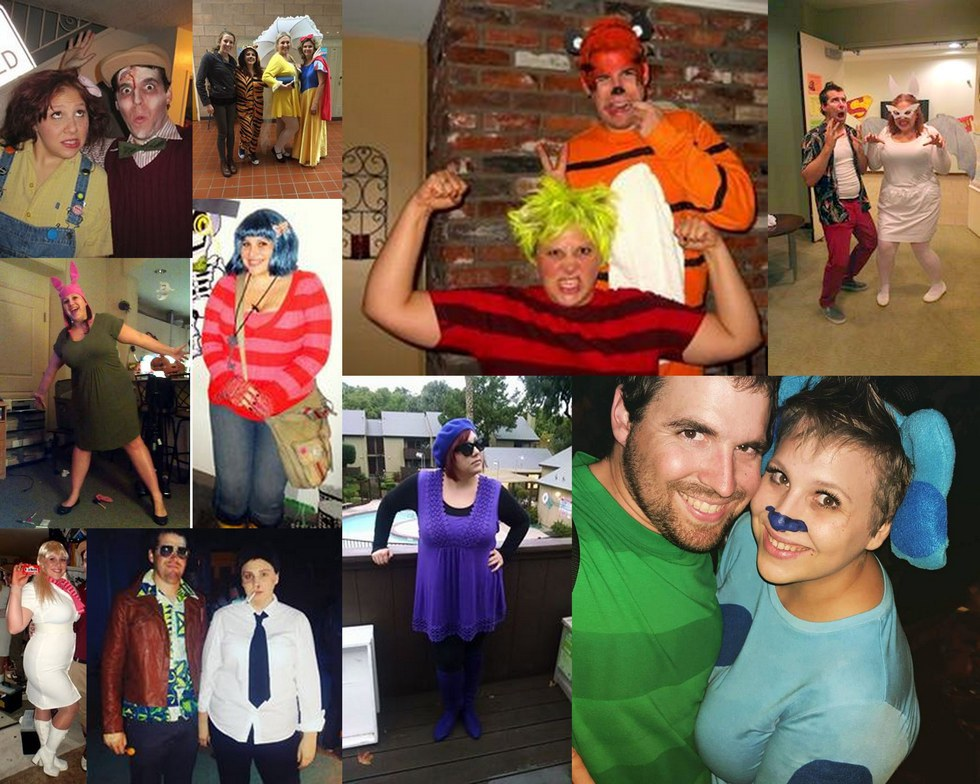 ... 5 diy halloween costumes that aren t obnoxious ...  sc 1 st  The Halloween - aaasne & Warm Homemade Halloween Costumes - The Halloween