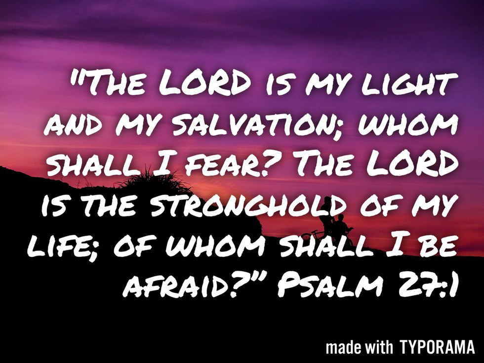 psalm 27 essay Read psalm 1 discussion questions: 1 jewish and christian tradition suggest that psalm 1 and 2 function as an introduction to the book of psalms.