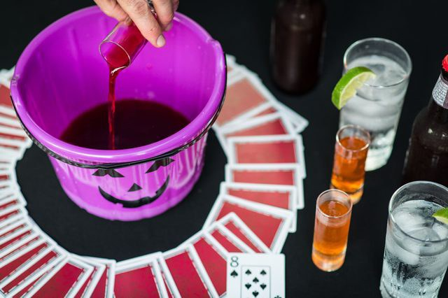 7 Halloween Drinking Games for a 'Wicked' Good Time