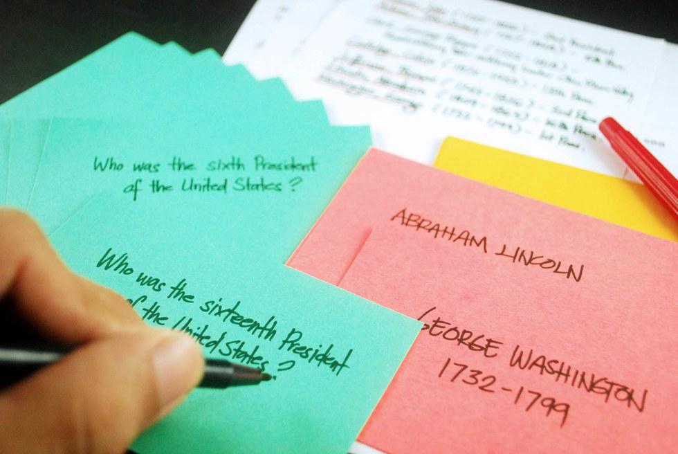 useful study tips