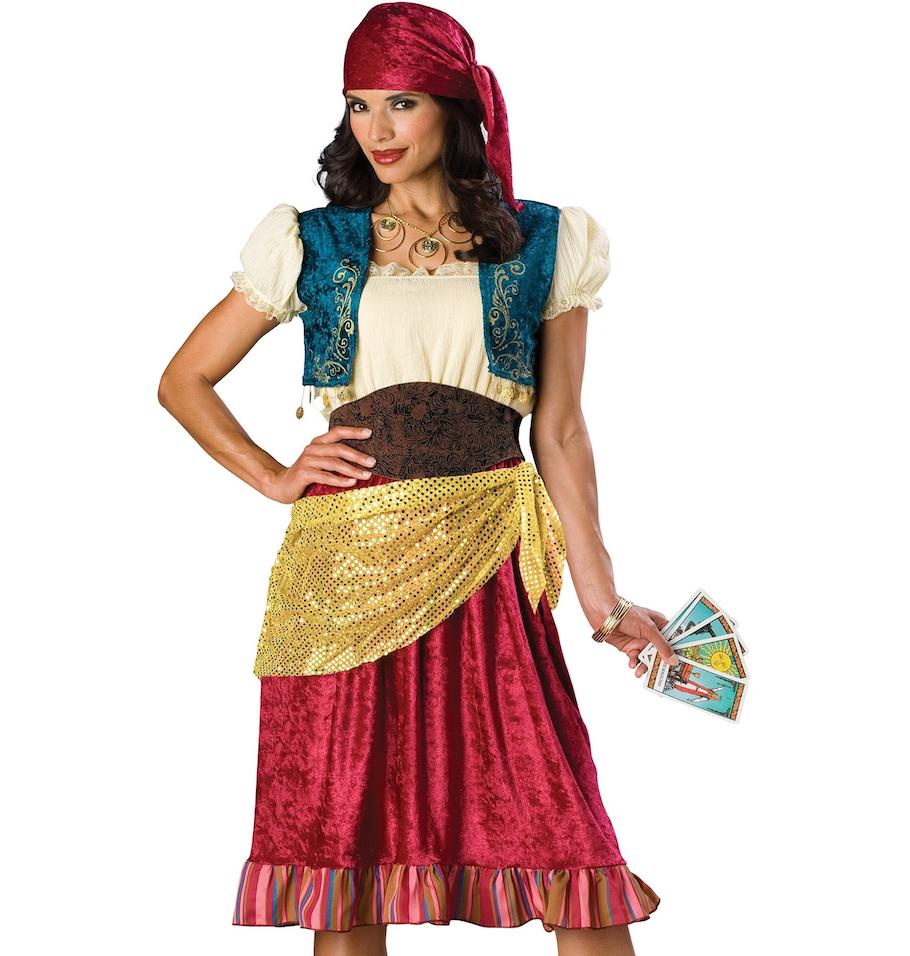 Romani traditional clothing photo rare photo