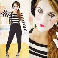 2. Mime  sc 1 st  Odyssey & 15 Easy Cheap Last Minute Halloween Costume Ideas