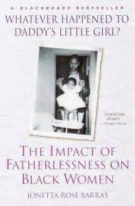 Whatever Happened to Daddy's Little Girl?: The Impact of Fatherlessness on Black Women by Jonetta Rose Barras