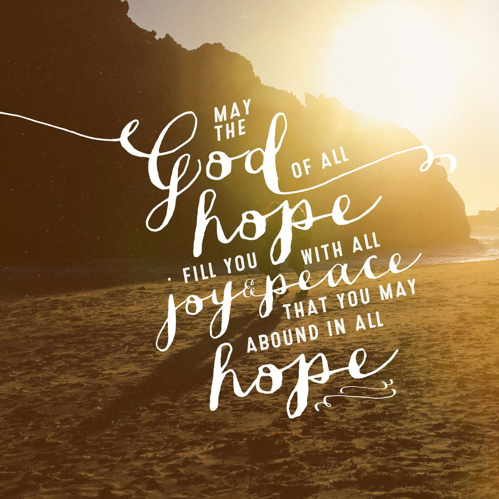 Bible Quotes About Hope 10 Bible Verses For A Joyful Spirit