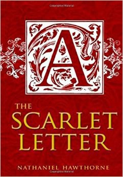 the harsh puritan society in the scarlet letter a novel by nathaniel hawthorne Nathaniel hawthorne opens his most famous novel, the scarlet letter, in the   the temptation of sin, and in the puritan society, she will have to face punishment.