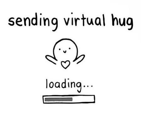 when you need a hug