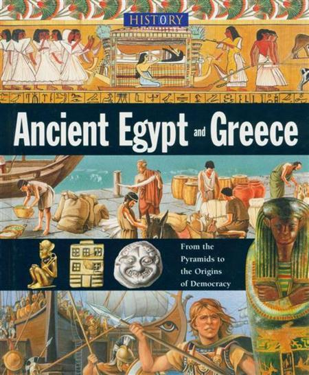 the ancient history of greece