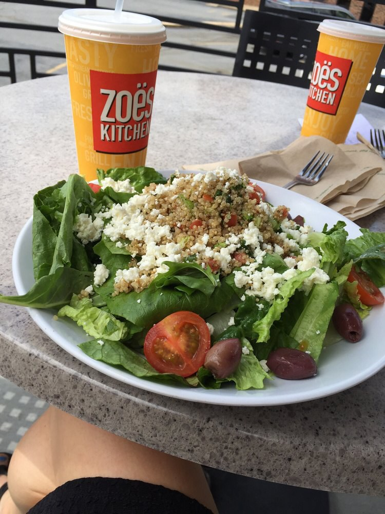 Fast Fresh And Healthy This Is A Great Place To Enjoy Nutritious Lunch Or Dinner Although Zoe S Chain Restaurant They Do Not Slack On Providing