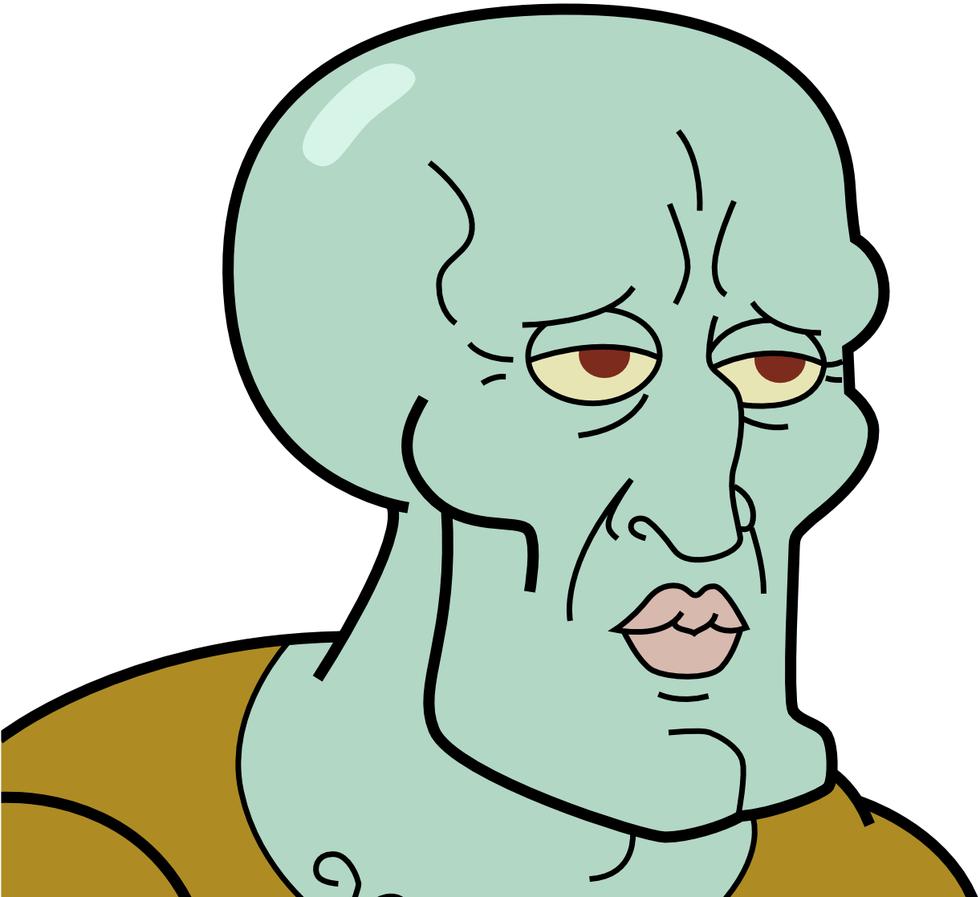 R.I.P. Stephen Hillenburg: Best SpongeBob Memes & Gifs ...  Spongebob Meme Squidward