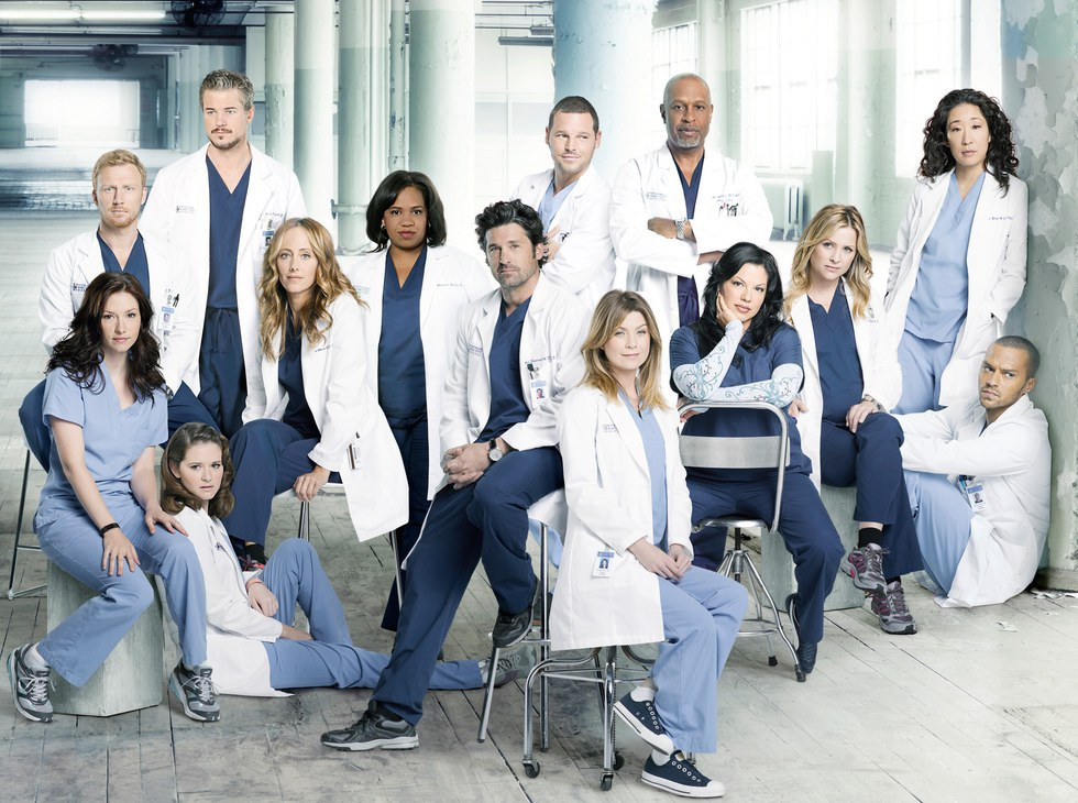5 Reasons To Be Obsessed With Grey\'s Anatomy