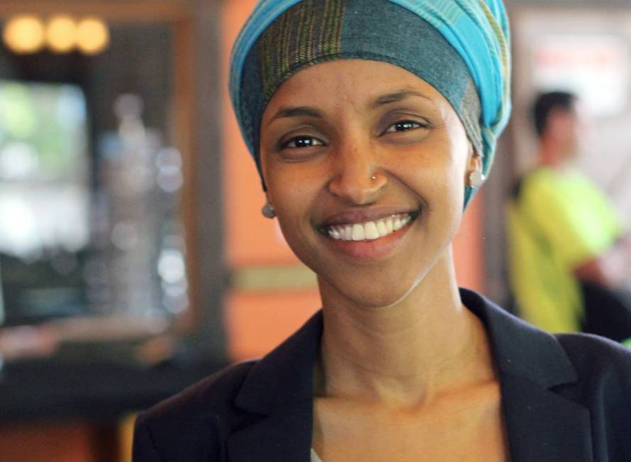 Ilhan Omar is running for woman beater Hakim Muhammad aka Keith Ellisons seat She should be deported Instead she will most likely be a member of Congress