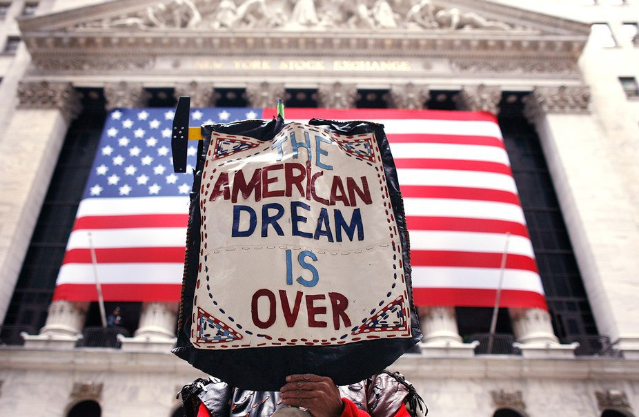 the traditional idea of the american dream The american dream is the the idea of the american dream has in her book spreading the american dream: american economic and cultural expansion.