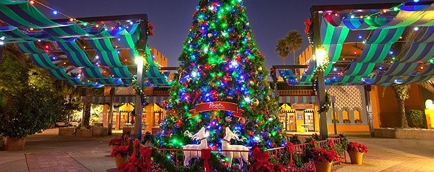 10 holiday activities to do in rva - Busch gardens christmas town prices ...