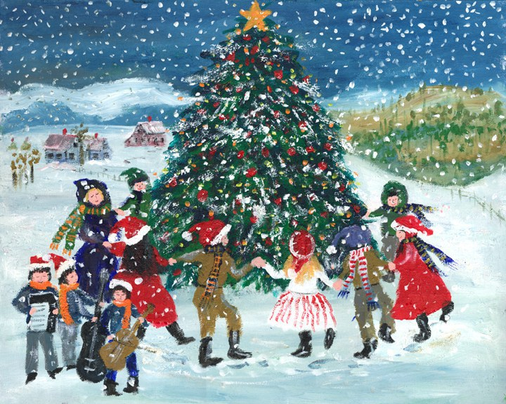 Christmas Song Rockin Around The Christmas Tree Part - 33: 10 Christmas Songs You Need To Listen To. The Song Rockin Around The Christmas  Tree