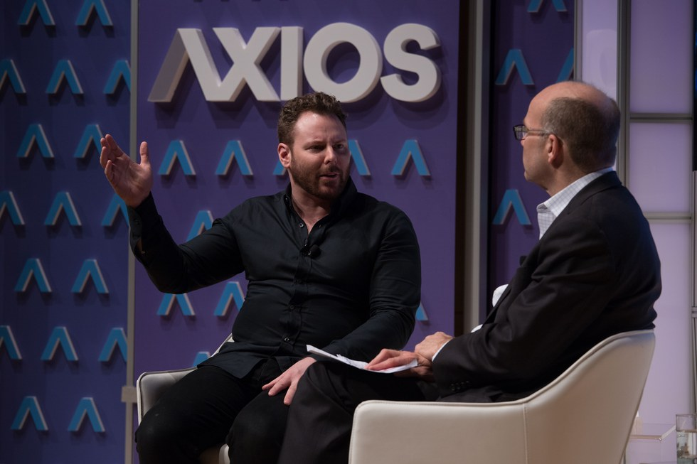 Sean Parker: This Is How We Made Facebook Addicts