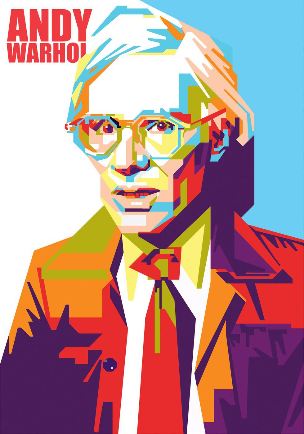 andy warhol art - HD 980×1397