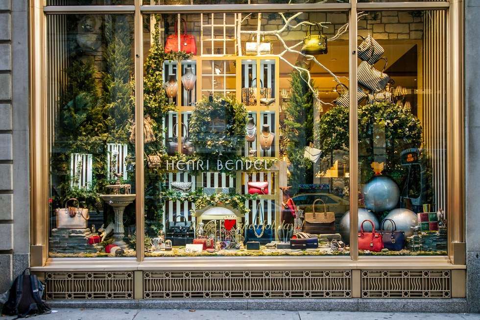 What Christmas Season Means - The 8 best holiday window displays in the world