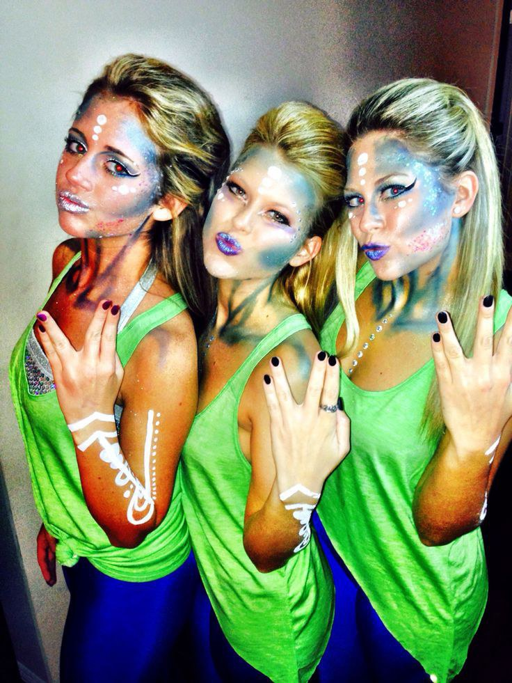 2016 top 25 diy halloween costumes 1 alien solutioingenieria Image collections