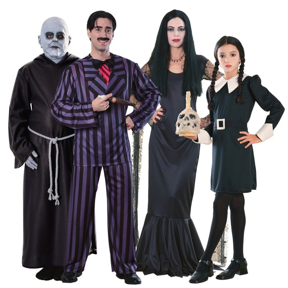 Thereu0027s so many different options for an Addams Family costume.  sc 1 st  Odyssey & 33 Halloween Costumes Inspired By Broadway Musicals