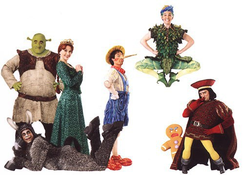 4. Shrek  sc 1 st  Odyssey & 33 Halloween Costumes Inspired By Broadway Musicals