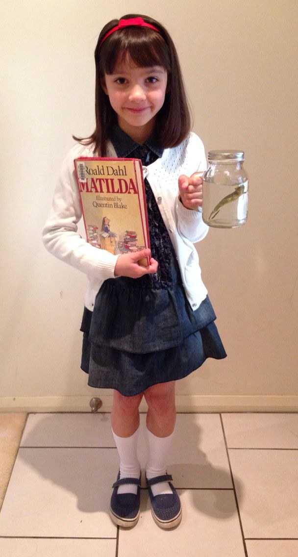 This costume actually portrays Matilda as the movie does but you can opt for the musical version as well! Miss Trunchbull is also a fantastic costume ...  sc 1 st  Odyssey & 33 Halloween Costumes Inspired By Broadway Musicals