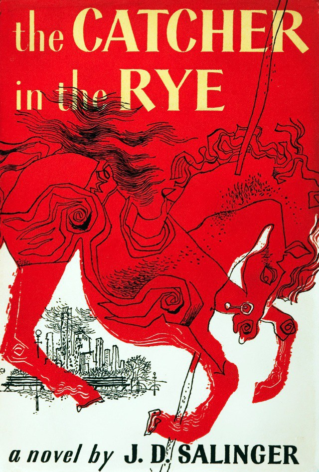 a character analysis of jd salingers novel the catcher in the rye Yes, analyzing analysis isn't particularly exciting literary devices in the catcher in the rye while most coming-of-age stories show the main character's movement from.