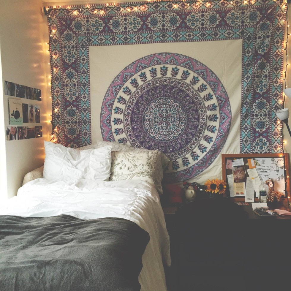 tapestry bedroom ideas 10 ways to make your feel like home 13433