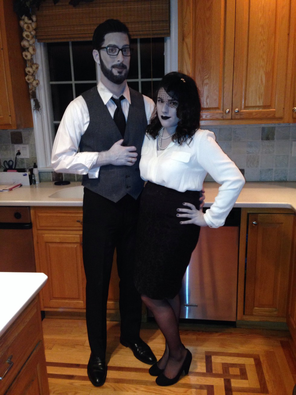 10 easy cheap cute couple costumes