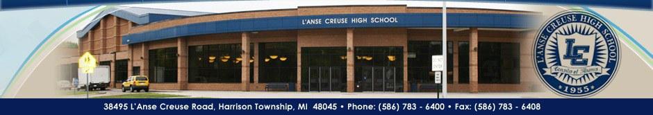 The L'Anse Creuse High School football team gets ready for the 2015 season.  (MIPrepZone photo gallery by David Dalton)