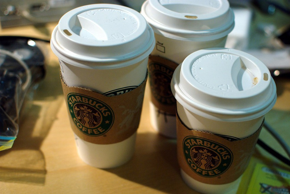 mcdonalds targets starbucks Over a month ago, mcdonald's announced with great fanfare that it was adding pumpkin-spice lattes to its mccafé menu items to lure the starbucks crowd an.