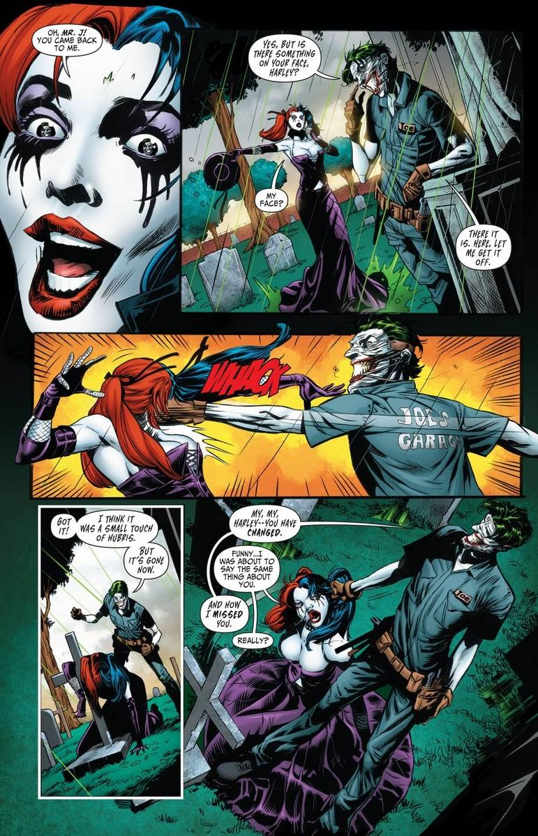 Harley Quinn And The Joker Are Not Relationship Goals