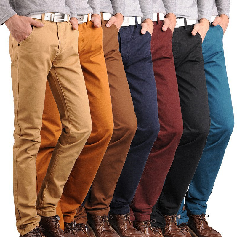 Buy Match Mens Athletic Fit Straight Leg Casual Pants and other Casual at Amazoncom Our wide selection is elegible for free shipping and free returns