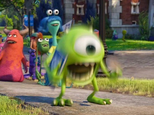 We Are All Mike Wazowski