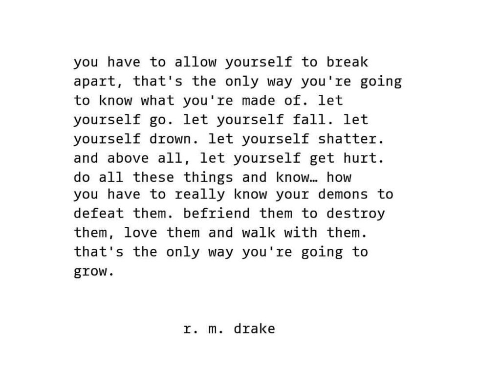 Ten R M Drake Poems You Need To Read Right Now