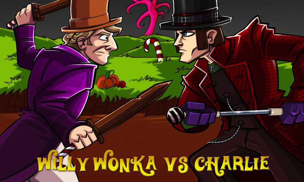 Charlie And The Chocolate Factory Games Free Online