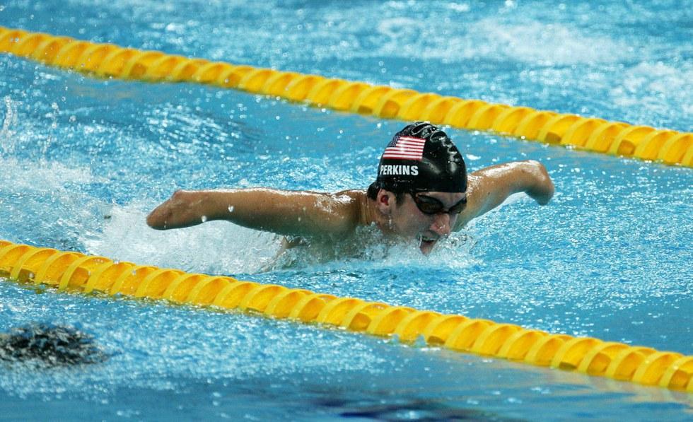 Плавание для ампутантов верхних конечностей