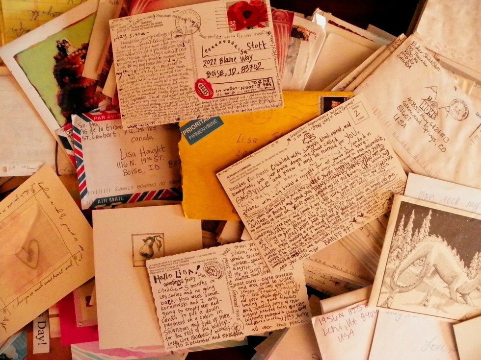 How To Send A Letter Uk Hand Written