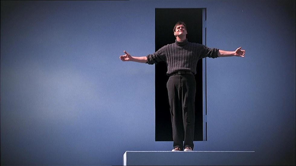 what kind of person is truman the truman show