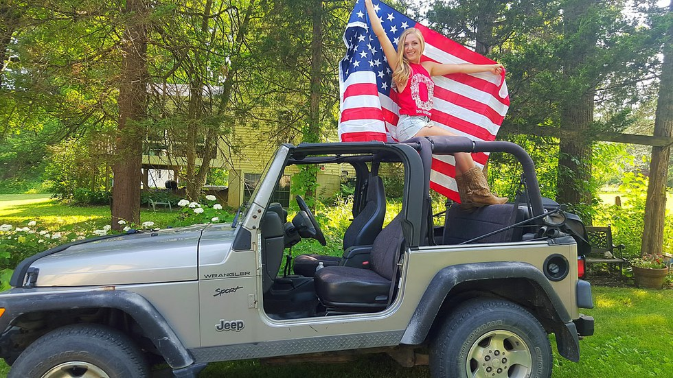 9 Reasons Why A Jeep Wrangler Is The Best Summer Car