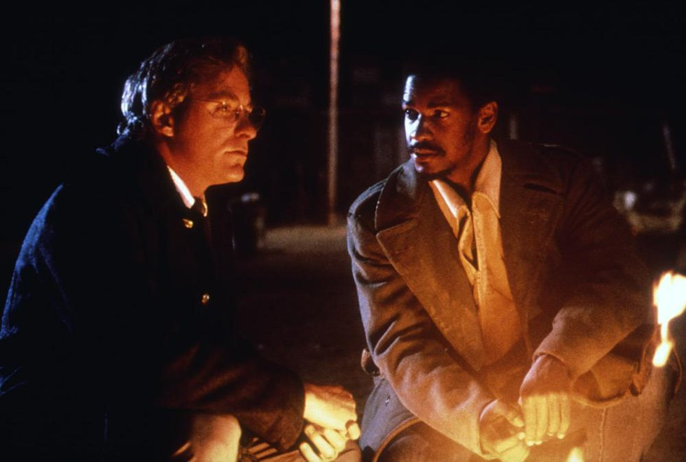 a paper on character of donald woods in richard attenboroughs film cry freedom The researchers, led by biologist richard  dylan appears to have been quite a character  'court hearing for the final decision on extradition of freedom.