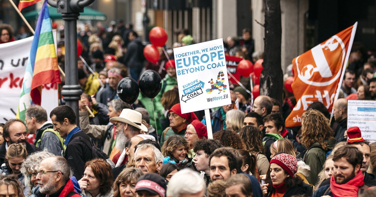 photo image People Power Will Move Europe Beyond Coal