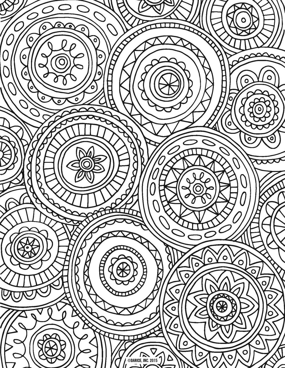 Adult Coloring: A Simple Fad Or Serious Therapy?