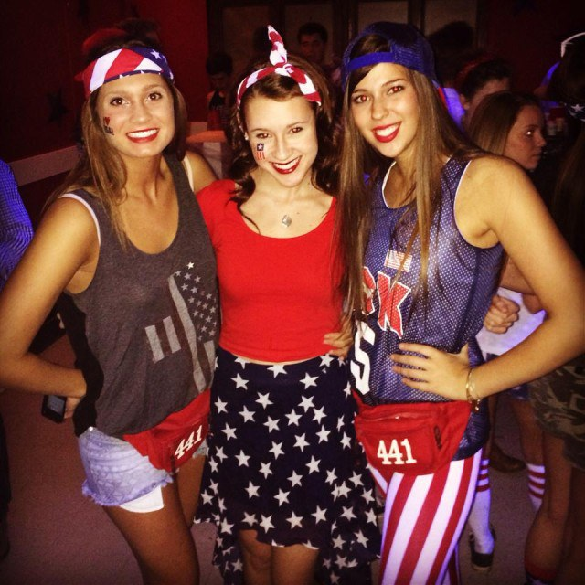 5 items you definitely need for college theme parties