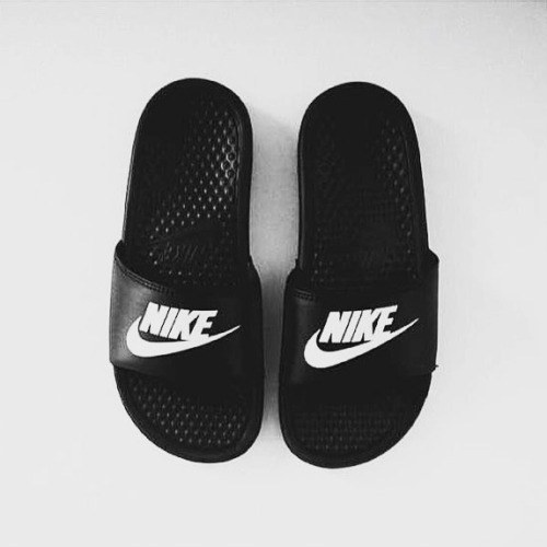 da1b3ddbc02 They re cute and trendy. You can wear slides with just almost anything.  Casual look