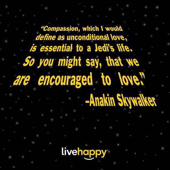 16 Star Wars Quotes Vital For A Happy Life