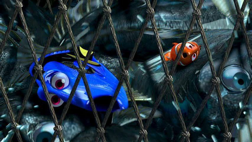 In Both Movies The Rescuing Party Manages To Make A Successful Rescue Only Get Lost Themselves Nemo Marlin Dory And Are Finally Reunited