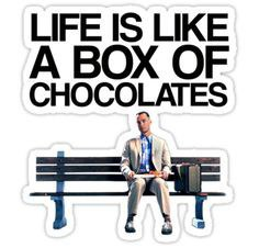 What Does Life Is Like A Box Of Chocolates Mean