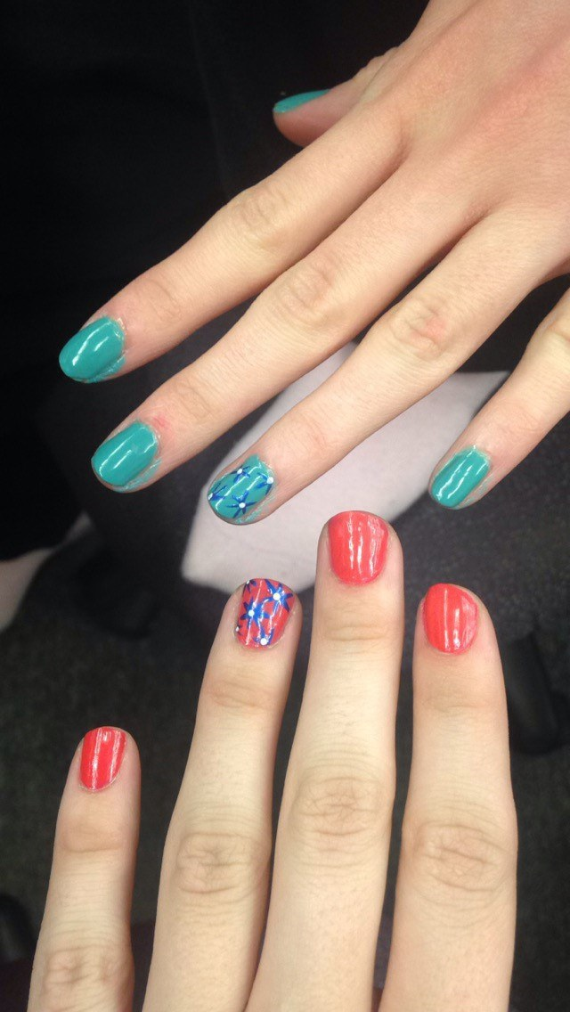 7 Do-Able Fun Nail Designs