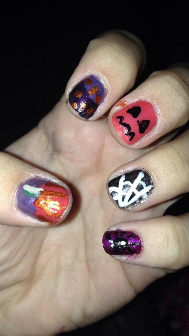 7 Do-Able Fun Nail Designs